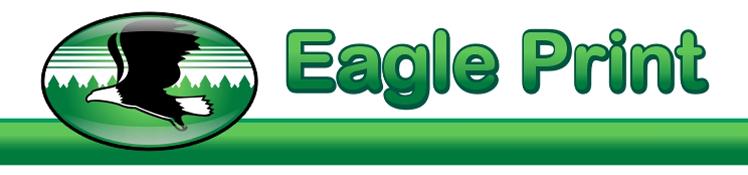 Eagle Print Logo